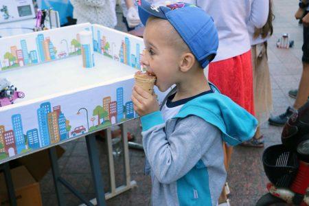 Як у Кропивницькому святкують День захисту дітей. ФОТОРЕПОРТАЖ