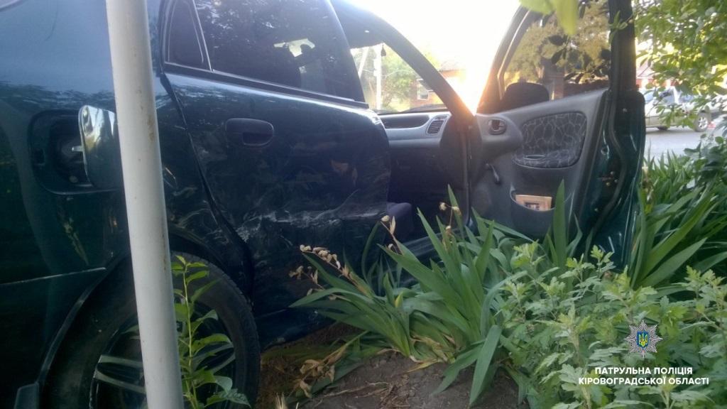 Без Купюр У Кропивницькому в ДТП постраждала жінка. ФОТО Події  Кропивницький ДТП Opel Daewoo