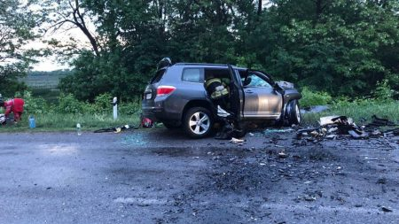 Апеляційний суд змінив запобіжний захід водію Volkswagen Touareg, учаснику смертельної ДТП