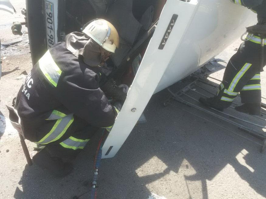 На Кіровоградщини в ДТП загинуло двоє людей. ФОТО