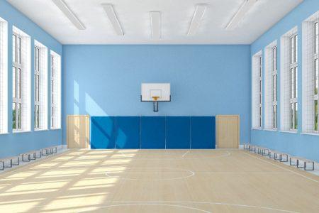 До початку навчального року капітально відремонтують спортзали в п'яти кропивницьких школах