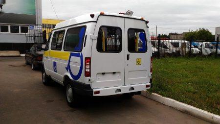 На Кіровоградщині  за державний кошт придбають спеціальний автомобіль для людей з інвалідністю
