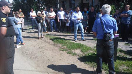 В Олександрівці під судом вимагали відправити за грати двох братів. ФОТО