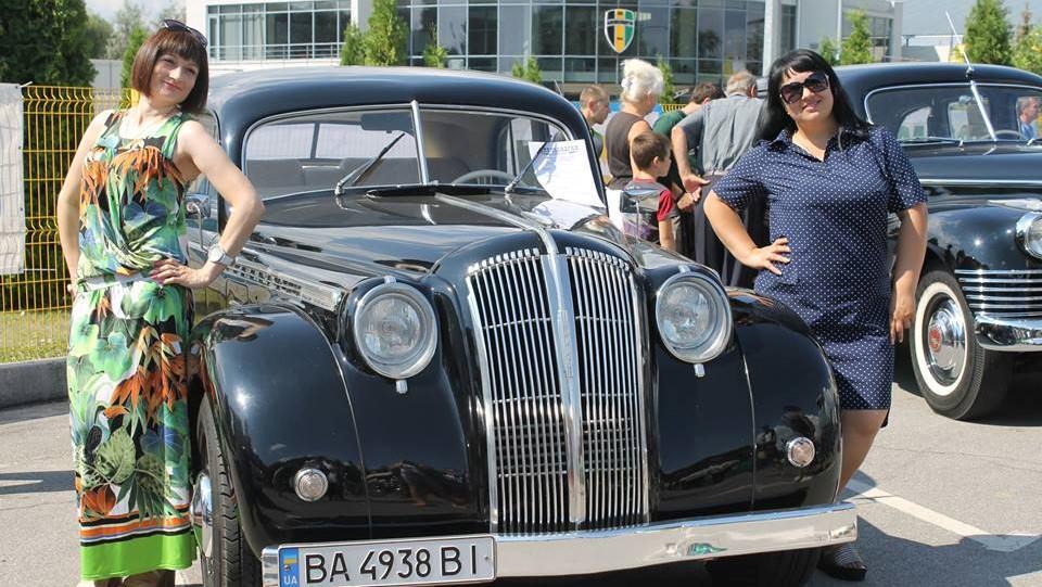 На Кіровоградщині відбувся третій фестиваль ретроавтомобілів. ФОТО - 18 - Життя - Без Купюр