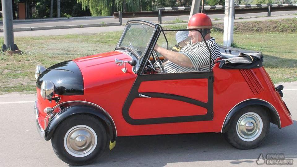 На Кіровоградщині відбувся третій фестиваль ретроавтомобілів. ФОТО - 16 - Життя - Без Купюр