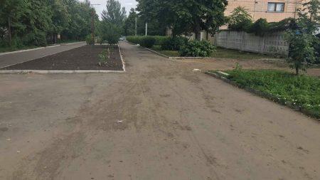 На Волкова після робіт тепловиків знову гармидер. ФОТО