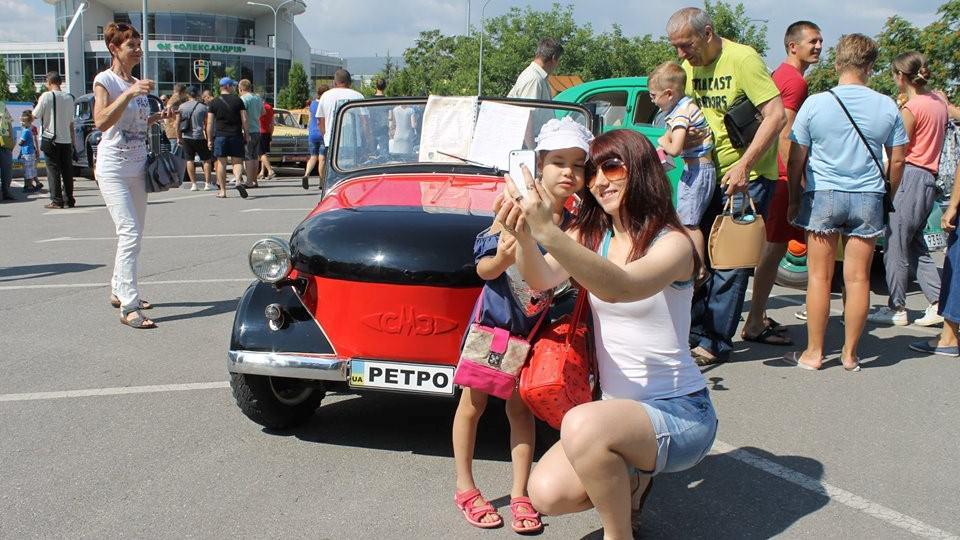 На Кіровоградщині відбувся третій фестиваль ретроавтомобілів. ФОТО - 10 - Життя - Без Купюр