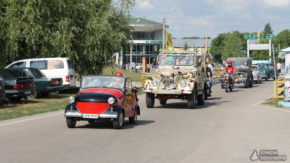 На Кіровоградщині відбувся третій фестиваль ретроавтомобілів. ФОТО - 9 - Життя - Без Купюр