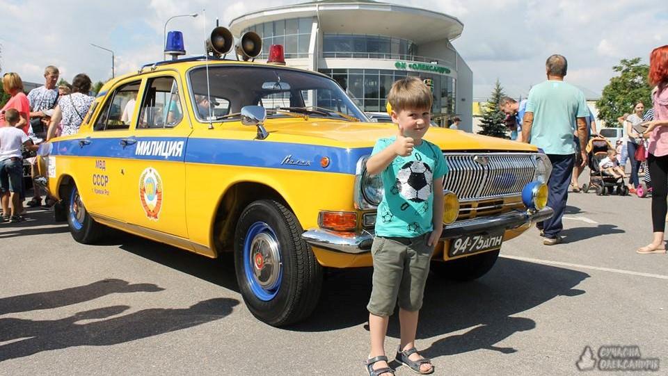 На Кіровоградщині відбувся третій фестиваль ретроавтомобілів. ФОТО - 8 - Життя - Без Купюр