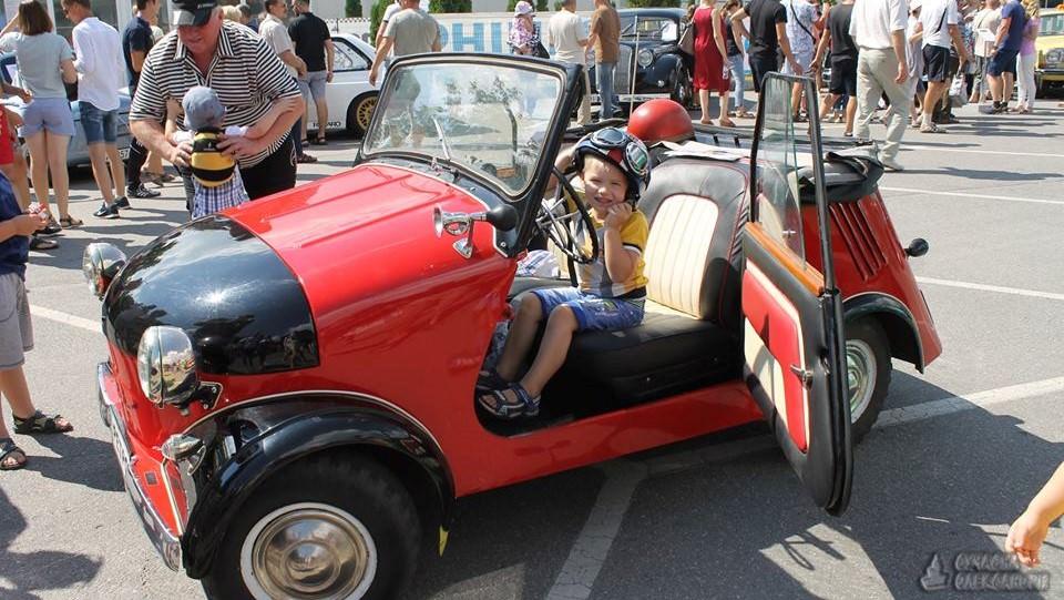 На Кіровоградщині відбувся третій фестиваль ретроавтомобілів. ФОТО - 6 - Життя - Без Купюр