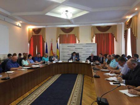 На Кіровоградщині зібрали майже мільйон тонн ранніх зернових