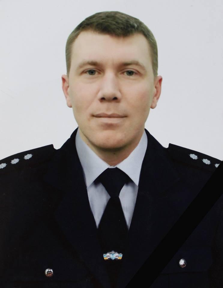 Поліція Кіровоградщини висловлює співчуття з приводу втрати свого колеги - 1 - Події - Без Купюр