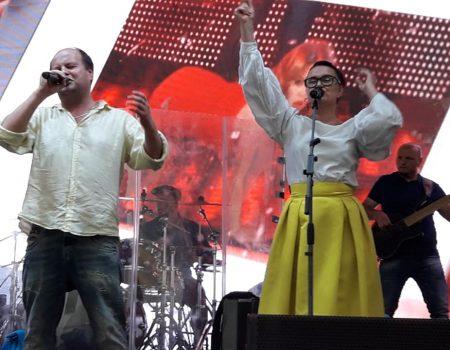 Авіашоу, стронгмени, зірки естради: у Федорівці відсвяткували «День поля» і ювілей «Технополя». ФОТО