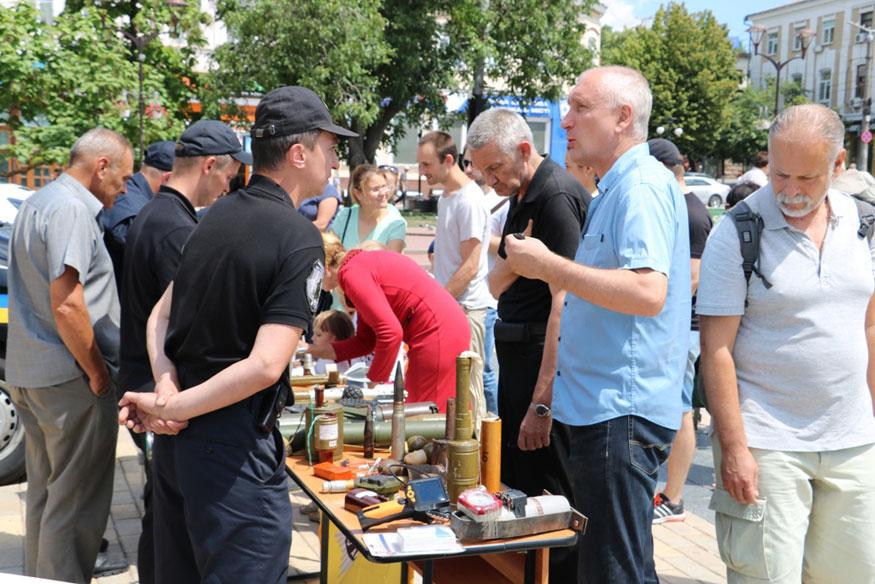 У Кропивницькому відзначили третю річницю створення Нацполіції. ФОТО - 3 - Фото - Без Купюр