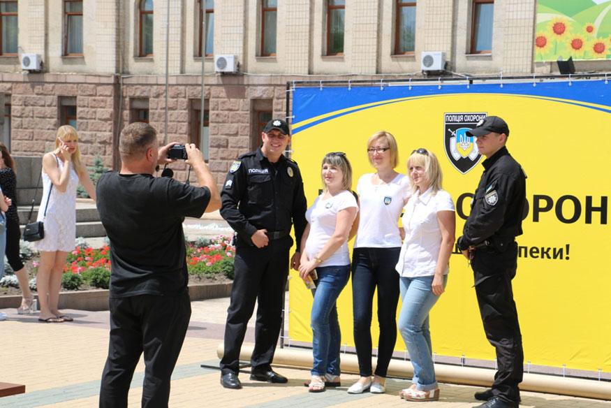 У Кропивницькому відзначили третю річницю створення Нацполіції. ФОТО - 11 - Фото - Без Купюр
