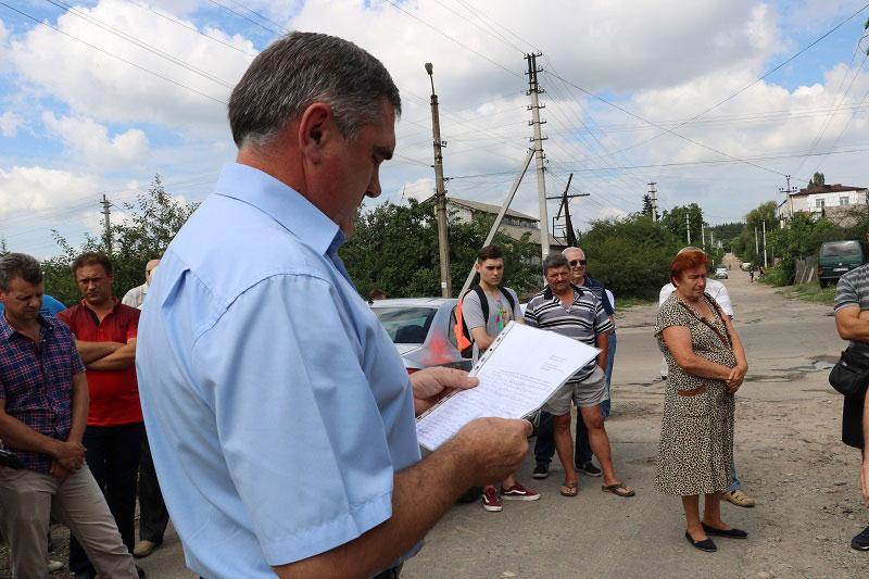Шість метрів і не більше: жителі вулиці Бабушкіна все ще проти розширення дороги - 1 - Життя - Без Купюр