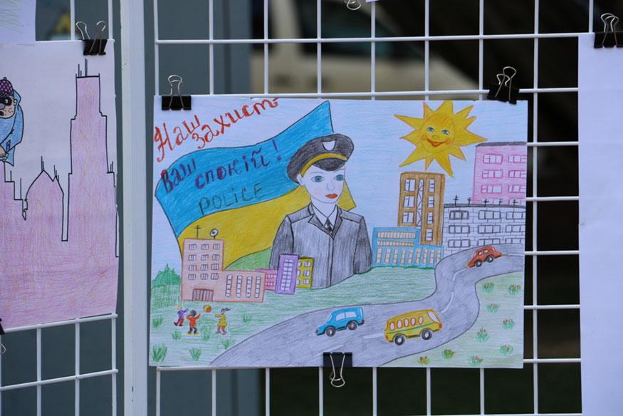 Без Купюр У Кропивницькому відзначили третю річницю створення Нацполіції. ФОТО Події  поліція Кропивницький