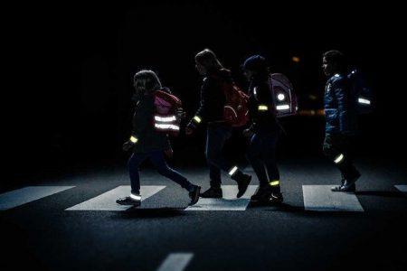 У Кропивницькому й області роздадуть 5 тисяч світловідбиваючих елементів за проектом «Будь видимим»