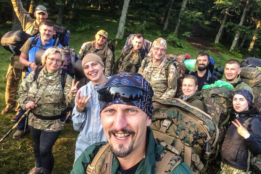 """Кропивницький центр """"СМАйЛ"""" організував тур у Карпати для ветеранів та їхніх родин. ФОТО"""