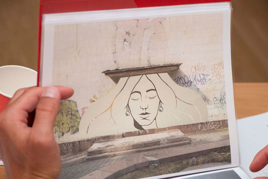 Культура - Без Купюр - До Дня міста Кропивницький отримає нові креативні арт-об'єкти. ФОТО 10