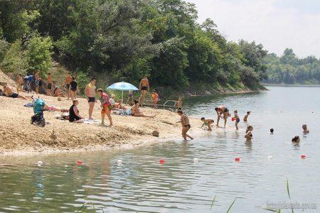На Кіровоградщині тільки на 8 пляжах можна купатись у водоймах
