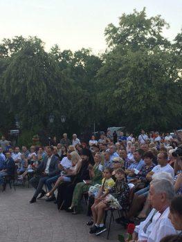 Заповнена площа, магічна музика, виступ відомого тенора-земляка – як у Кропивницькому святкували річницю перейменування