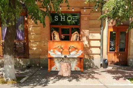 До Дня міста Кропивницький отримає нові креативні арт-об'єкти. ФОТО