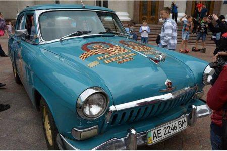 У Кропивницькому відбудуться змагання власників класичної автотехніки «Зіркове ралі»