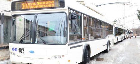 По вулиці Короленка в Кропивницькому кілька днів у міжпіковий період не ходитимуть тролейбуси