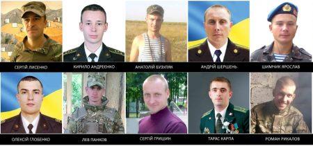 Пам'яті спецпризначенців, які загинули 4 роки тому під Латишевим. ВІДЕО