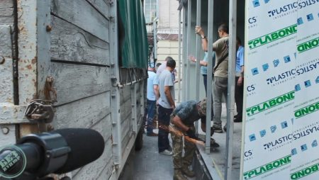 Битва за «Ятрань» у Кропивницькому. ВІДЕО