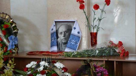 У Кропивницькому віддали шану Почесному громадянину міста Леоніду Фільштейну