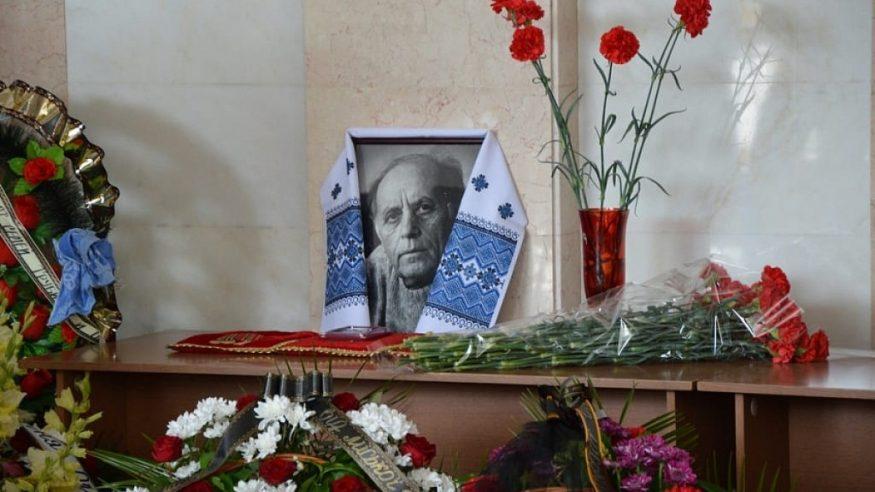 У Кропивницькому віддали шану Почесному громадянину міста Леоніду Фільштейну - 1 - Події - Без Купюр