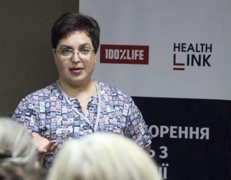 Галина Горенко: Отримуючи знання, ми розвіюємо міфи про ВІЛ