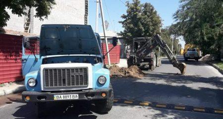 Власник скандальної забудови у Кропивницькому оплатив  водоканалу всі збитки