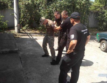 На Кіровоградщині поліцейські пройшли тактичну підготовку. ФОТО