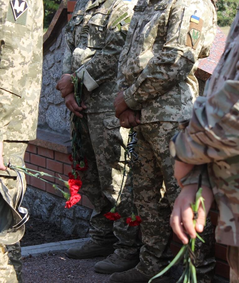 У Кропивницькому вшанували загиблих під Іловайськом. ФОТО - 1 - Події - Без Купюр