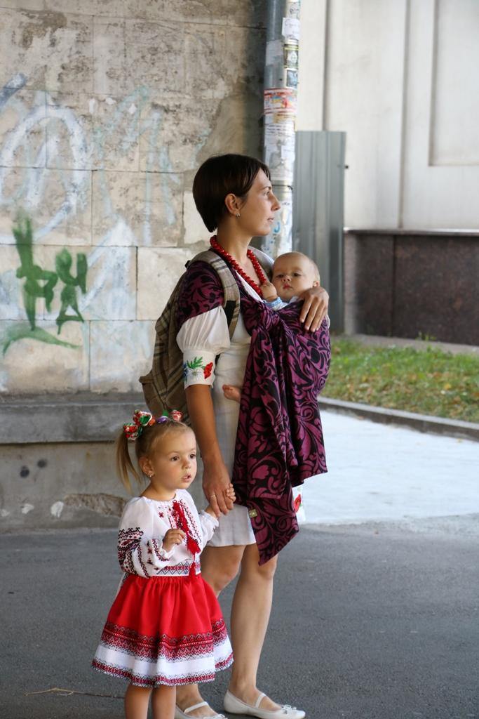 Кропивницький у вишиванках - 2018. ФОТОРЕПОРТАЖ - 3 - Життя - Без Купюр