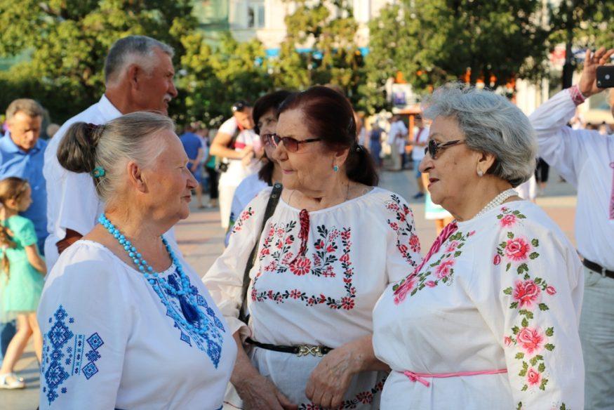 Кропивницький у вишиванках - 2018. ФОТОРЕПОРТАЖ - 23 - Життя - Без Купюр