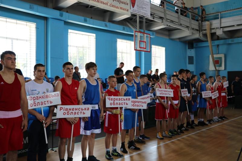 У Кропивницькому стартував  Чемпіонат України з боксу серед юніорів. ФОТО - 4 - Події - Без Купюр