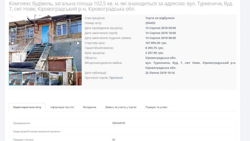 У Кропивницькому громадський активіст добу пробув у приміщенні виконавчої служби - 1 - Події - Без Купюр