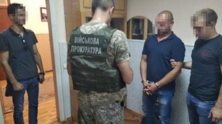 На Кіровоградщині затримали дезертира, що повернувся додому,  звільнившись із лав Збройних сил РФ