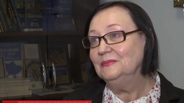 """Столичну лікарку, яка дорікнула учаснику АТО з Кропивницького за """"вбивство братнього народу"""", звільнили вдруге"""