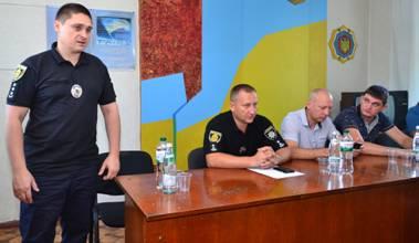 У Гайворонському районі змінили керівника райвідділу поліції. ФОТО - 1 - Призначення - Без Купюр