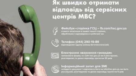 Куди водіям Кіровоградщини звертатися у разі втрати номерного знаку машини