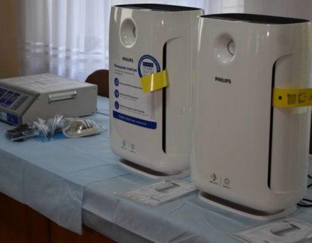 Обласному онкодиспансеру передали апаратуру, придбану завдяки благодійникам. ФОТО, ВІДЕО