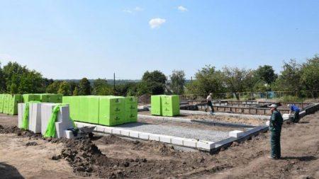 На Кіровоградщині до кінця жовтня відкриють сільську амбулаторію. ФОТО