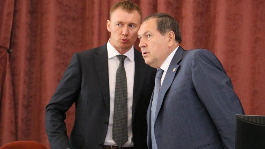 Без Купюр Андрій Табалов також прозвітує перед виборцями Кропивницького Політика  звіт Андрій Табалов