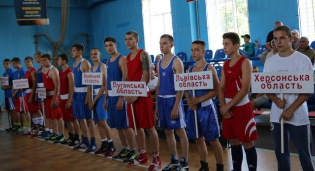 У Кропивницькому стартував  Чемпіонат України з боксу серед юніорів. ФОТО