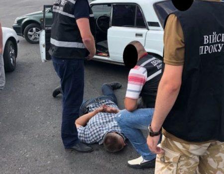 На Кіровоградщині затримали капітана поліції, озвучено дві версії інкримінованого злочину. ФОТО